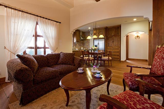 落ち着いた雰囲気の家具