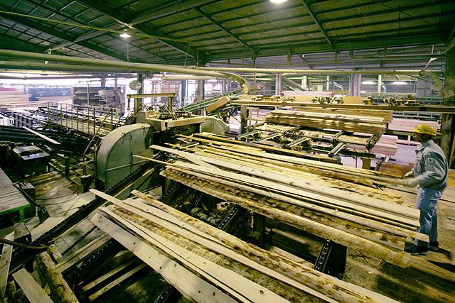 木材事業部
