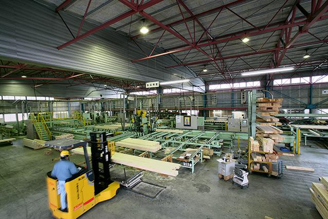 久那(くな)工場